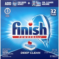 Finish Powerball Dishwasher Tabs photo