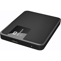 "WD My Passport Ultra WDBBKD0020BBK 2 TB 2.5"" External Hard Drive - USB 3.0 - Portable - Classic Black - 256-bit Encryption Standard"
