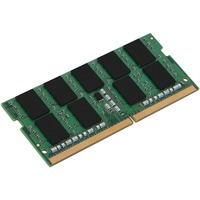 Kingston ValueRAM RAM Module - 8 GB - DDR4 SDRAM - 2133 MHz DDR4-2133/PC4-2133 - 3.60 V - ECC - Unbuffered - CL15 - 260-pin - SoDIMM