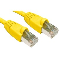 Cables Direct 20m Cat6 Cable LSOH - Yellow