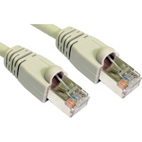 Cables Direct Category 6 Network Cable for Network Device - 15 m - Shielding