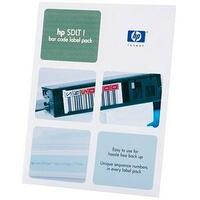 HP Q2003A Barcode Label - 100 x Data Cartridge Label, 10 x Cleaning Label