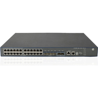 HP 5500-24G-PoE+-4SFP HI 24 Ports Manageable Layer 3 Switch