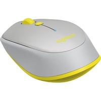 Logitech M535 Mouse - Optical - Wireless - Grey - Bluetooth - 1000 dpi - Computer - Tilt Wheel