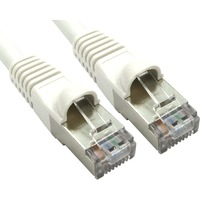 Cables Direct 1.50m Cat 6a Cable White