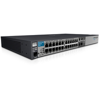 HP ProCurve 2510-24 26 Ports Manageable Ethernet Switch