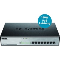 D-Link DGS-1008MP 8 Ports Ethernet Switch