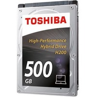 "Toshiba H200 500 GB 2.5"" Internal Hybrid Hard Drive - SATA - 5400rpm - 64 MB Buffer - Bulk"