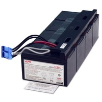 APC Battery Unit - Sealed Lead Acid - Spill-proof/Maintenance-free - Hot Swappable - 3 Year Minimum Battery Life - 5 Year Maximum Battery Life