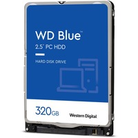 "WD Blue WD3200LPCX 320 GB 2.5"" Internal Hard Drive - SATA - 5400 - 16 MB Buffer"