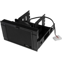 StarTech.com 4x 2.5in SSD/HDD Mounting Bracket with Cooling Fan