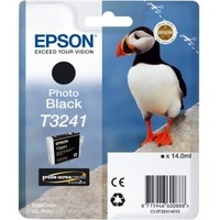 Epson UltraChrome Hi-Gloss2 T3241 Original Ink Cartridge - Photo Black - Inkjet - 1 / Pack