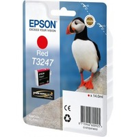 Epson UltraChrome Hi-Gloss2 T3247 Original Ink Cartridge - Red - Inkjet - 1 / Pack
