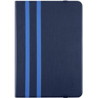 "Belkin Twin Stripe Carrying Case (Folio) for 25.4 cm (10"") iPad Air, iPad Air 2, Tablet"