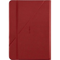 "Belkin Trifold Folio Carrying Case (Folio) for 25.4 cm (10"") iPad Air, iPad Air 2, Tablet - Mix It Red - Fabric"