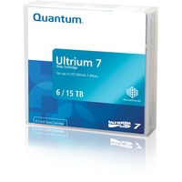 Quantum Data Cartridge LTO-7 - 6 TB (Native) / 15 TB (Compressed) - 960 m Tape Length