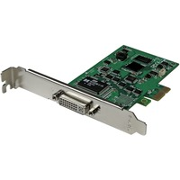 StarTech.com High-Definition PCIe Capture Card - HDMI VGA DVI & Component - 1080P - 1920 x 1080 - H.26