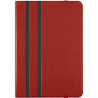 "Belkin Twin Carrying Case (Folio) for 25.4 cm (10"") iPad Air 2 - Black, Red"