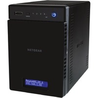 Netgear ReadyNAS RN214 4 x Total Bays NAS Server - Desktop