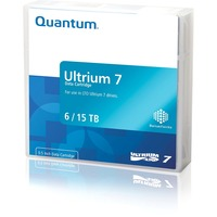 Quantum Data Cartridge LTO-7 - Labeled - 6 TB (Native) / 15 TB (Compressed) - 960 m Tape Length