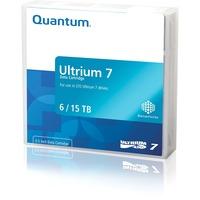 Quantum Data Cartridge LTO-7 - Labeled - 6 TB (Native) / 15 TB (Compressed) - 960 m Tape Length