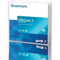 Quantum Data Cartridge LTO-7 - Labeled - 20 Pack - 6 TB (Native) / 15 TB (Compressed) - 960 m Tape Length