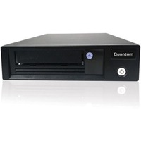 Quantum LTO-7 Tape Drive - 6 TB (Native)/15 TB (Compressed) - Black - 6Gb/s SAS - 133.35 mm Width - 1/2H Height - 1U Rack Height - Rack-mountable - 300 MB/s Native -