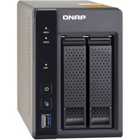 QNAP Turbo NAS TS-253A 2 x Total Bays NAS Server - Desktop - Intel Celeron N3150 Quad-core (4 Core) 1.60 GHz - 8 GB RAM DDR3L SDRAM - Serial ATA/600 - RAID Supported