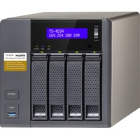QNAP Turbo NAS TS-453A 4 Bay 4GB NAS