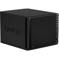 Synology DiskStation DS416 4 x Total Bays NAS Server - Desktop
