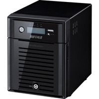 Buffalo TeraStation 4 x Total Bays NAS Server - 1 x Intel Atom D2550 Dual-core (2 Core) 1.86 GHz - 24 TB HDD - 2 GB RAM DDR3 SDRAM - Serial ATA/300 - RAID Supported