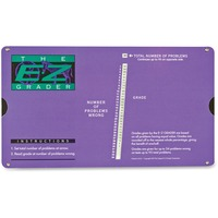 Advantus E Z Grader Chart AVT5703PURPLE