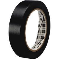 3M General Purpose Vinyl Tape 764 Black MMM764136BLK
