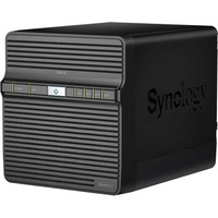 Synology DiskStation DS416j 4 x Total Bays NAS Server - Desktop - Marvell Armada 388 88F6828 Dual-core (2 Core) 1.30 GHz - 4 TB HDD - 512 MB RAM DDR3 SDRAM - Serial