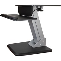 "StarTech.com Sit-to-Stand Workstation - One-Touch Height Adjustment - Up to 76.2 cm (30"") Screen Support - 13 kg Load Capacity - 16 cm Height x 68.1 cm Width x 85.6"