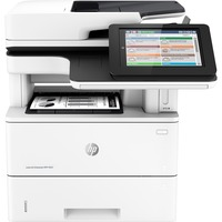 HP LaserJet M527f Laser Multifunction Printer Plain Paper Print HEWF2A77A