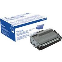 Brother TN-3430 Original Toner Cartridge - Black - Laser - 3000 Pages - 1 Pack