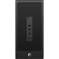 HP Business Desktop 280 G2 Desktop Computer - Intel Core i5 (6th Gen) i5-6500 3.20 GHz - Micro Tower - 4 GB DDR4 SDRAM RAM - 500 GB HDD - DVD-Writer DVD-RAM/±R/