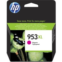 HP 953XL Original Ink Cartridge - Magenta - Inkjet - High Yield - 1600 Pages