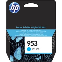 HP 953 Original Ink Cartridge - Cyan - Inkjet - Standard Yield - 700 Pages - 1 Pack