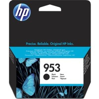 HP 953 Original Ink Cartridge - Black - Inkjet - 1000 Pages