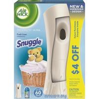 Airwick Snuggle Air Freshener Start Kit RAC93554