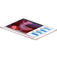 "Apple iPad Pro Tablet - 24.6 cm (9.7"") - Apple A9X Dual-core (2 Core) - 32 GB - iOS 9 - 2048 x 1536 - Retina Display - 4G - GSM, CDMA2000 Supported - Rose Gold - 4:3"