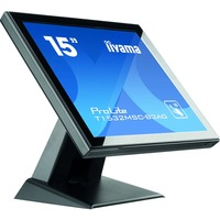 "iiyama ProLite T1532MSC-B3AG 15"" LED Touchscreen Monitor - 4:3 - 8 ms"