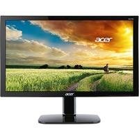 """Acer KA270H 68.6 cm (27"""") Full HD LED LCD Monitor - 16:9 - Black - Vertical Alignment (VA) - 1920 x 1080 - 16.7 Million Colours - )300 cd/m² - 4 ms GTG - 60 Hz"""