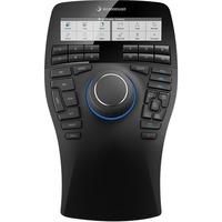 3Dconnexion SpaceMouse Enterprise 3D Input Device - Cable - 31 Button(s)