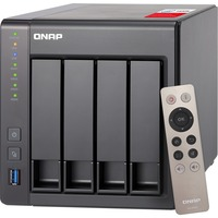 QNAP Turbo NAS TS-451+ 4x Total Bays SAN/NAS 8GB RAM Storage System