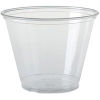 Solo Ultra-clear Squat Cups