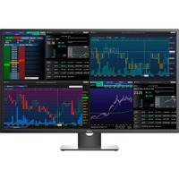 "Dell P4317Q 43""  LED Edge LCD Monitor - 16:9 - 8 ms"