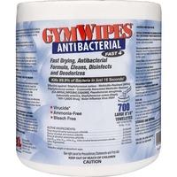 2XL GymWipes Antibacterial Towelettes Bucket Refill TXLL101